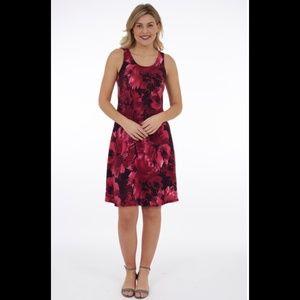 NWT DKR Apparel A-Line Tank Dress